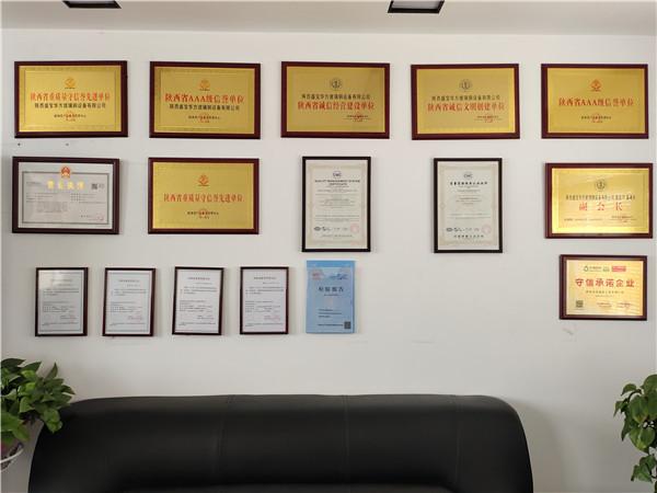 办公室荣誉墙