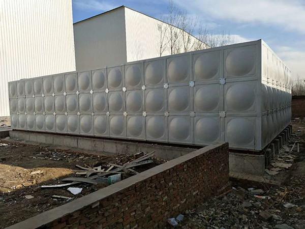 陕西玻璃钢水箱施工