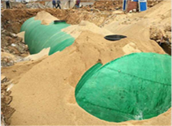 陕西玻璃钢化粪池生产