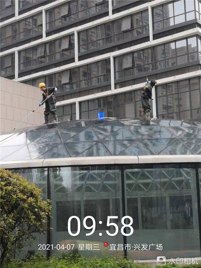 宜昌外墙清洗公司