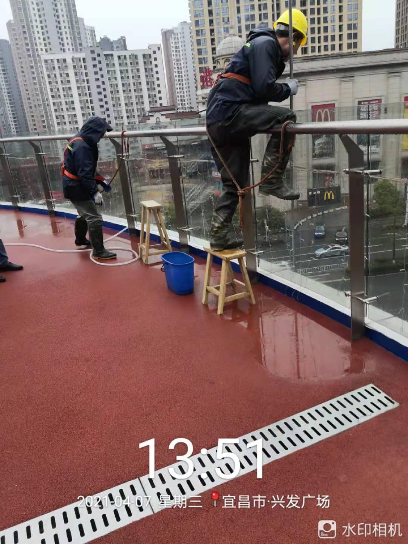 宜昌高空外墙清洗