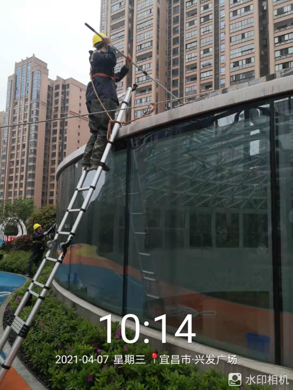 众所周知,宜昌高空外墙清洗作业并是一个简单的工作,它需要的准备工作诸多