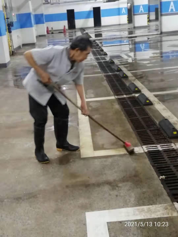 停车场如何开展保洁工作?保洁人员如何做好停车场的保洁工作?
