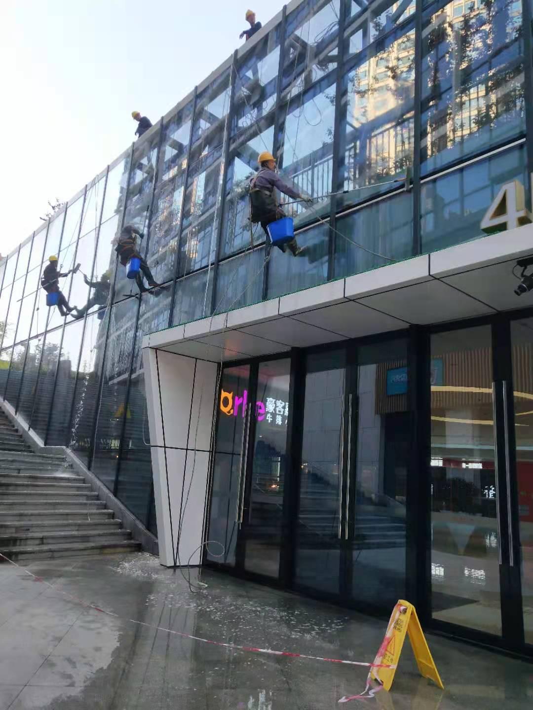 高空外墙清洗公司