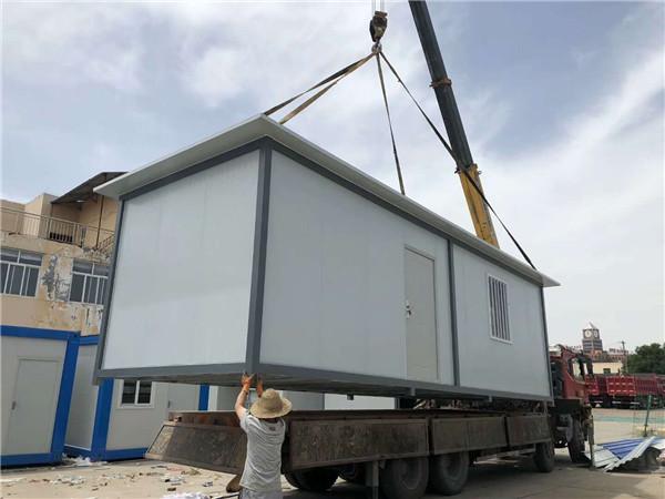 西安集装箱生产