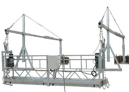 成都工程吊篮的使用条件,一起看看吧。