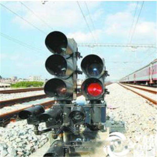 你知道驼峰信号机亮绿灯规定的速度是多少吗!