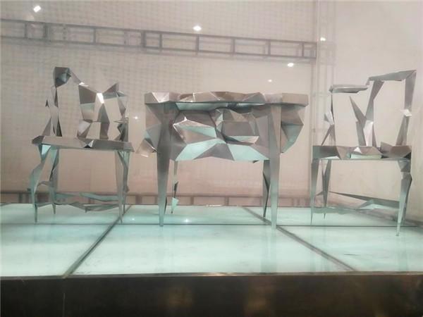 西安不锈钢雕塑加工