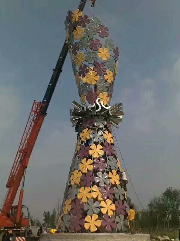 西安城市雕塑厂家
