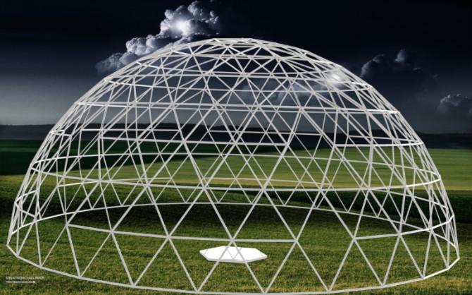 球形网架生产加工过程中有哪些需要注意的事项?