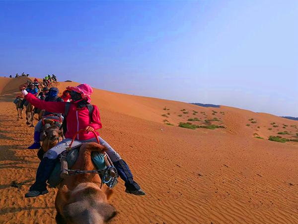 沙漠徒步3