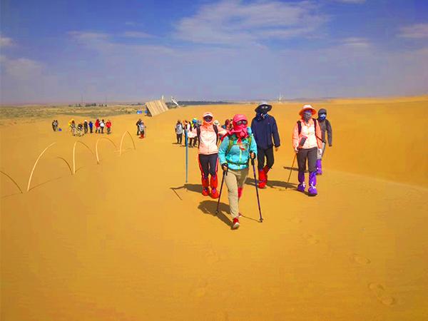 沙漠徒步4