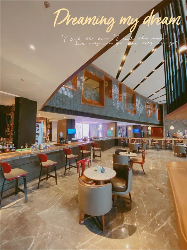 西安万丽酒店逸庭咖啡馆客户案例