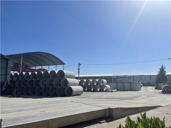 西安钢筋混凝土水泥管价格