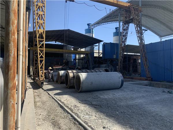 西安钢筋混凝土水泥管厂家