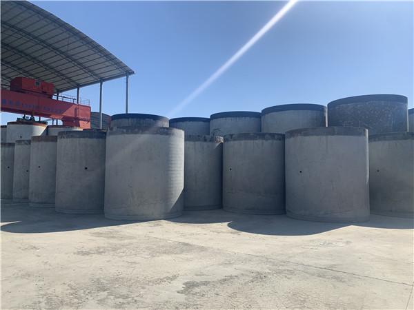 西安钢筋混凝土水泥管施工