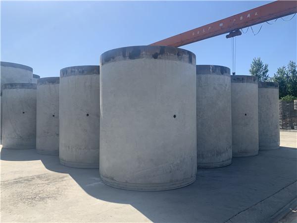 钢筋混凝土水泥管施工