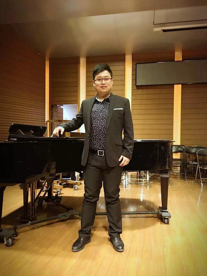 刘韡頔-卓乐艺考声乐教师