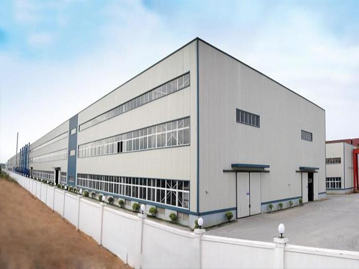 银川钢结构工程案例展示