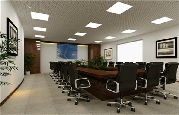 会议室内景