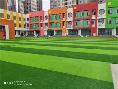 西安足球场人造草坪厂家