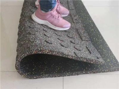 小編分享橡膠地板日常保養方法
