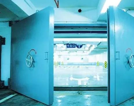 为什么说人防门是人民防护工程出入口的门呢?