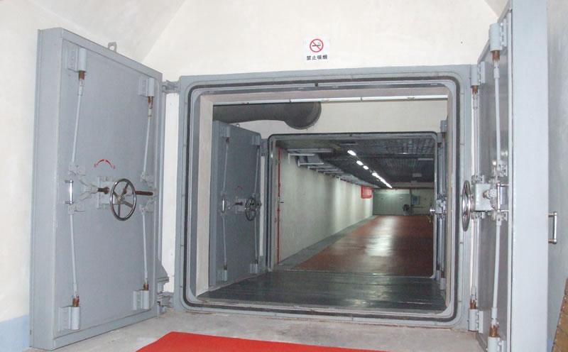 你知道现代工程人防门安装吗?