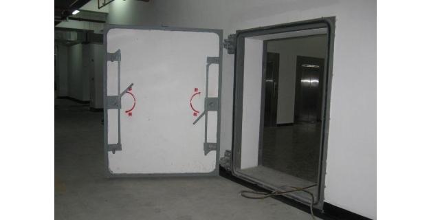 人防门安装如何套用定额?