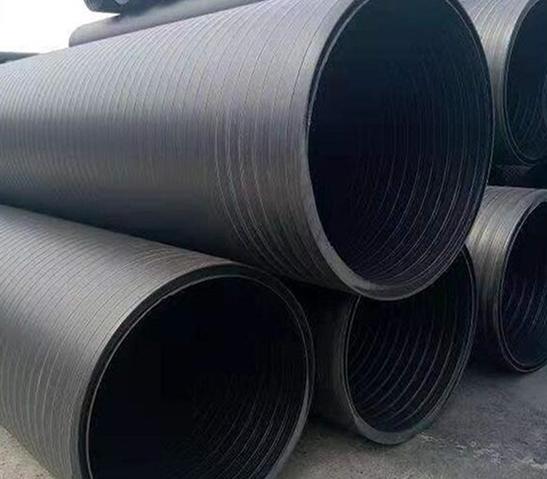 这篇文章讲的是HDPE中空壁缠绕管的七大性能特点