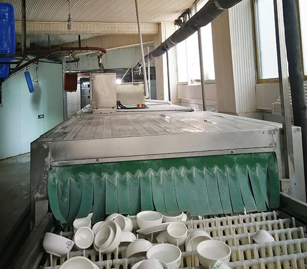 中餐火锅餐具消毒
