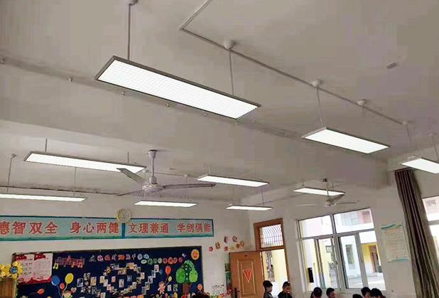 四川学校教室灯
