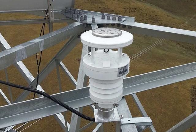 风速风向传感器的典型应用