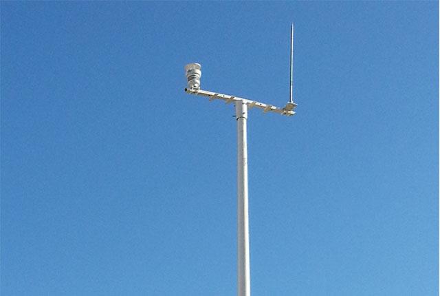 采油区气象环境监测系统解决方案