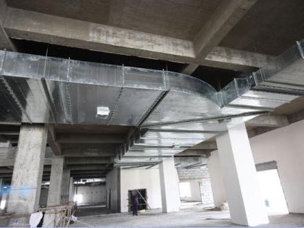 内江中央空调风管安装