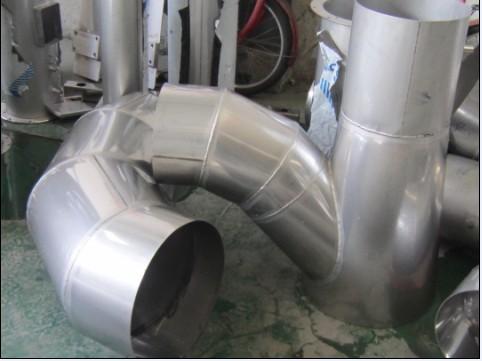 内江不锈钢风管厂家
