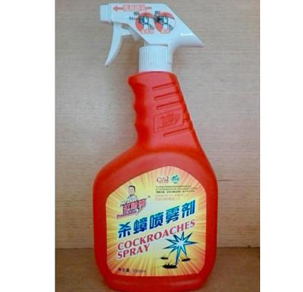 室内喷了杀蟑螂喷雾剂要多久可以进去?