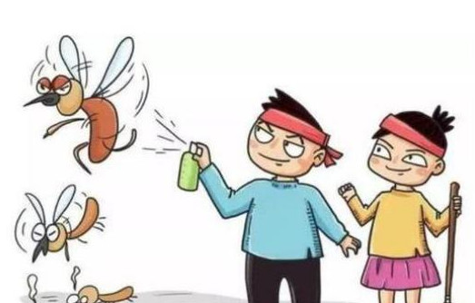 家里有蚊蝇,放灭蚊蝇灯有效吗?