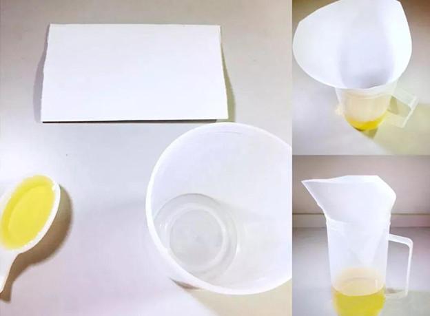 果蝇杯的制作方法