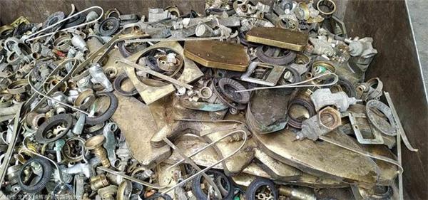 废旧物资回收存在的问题分析