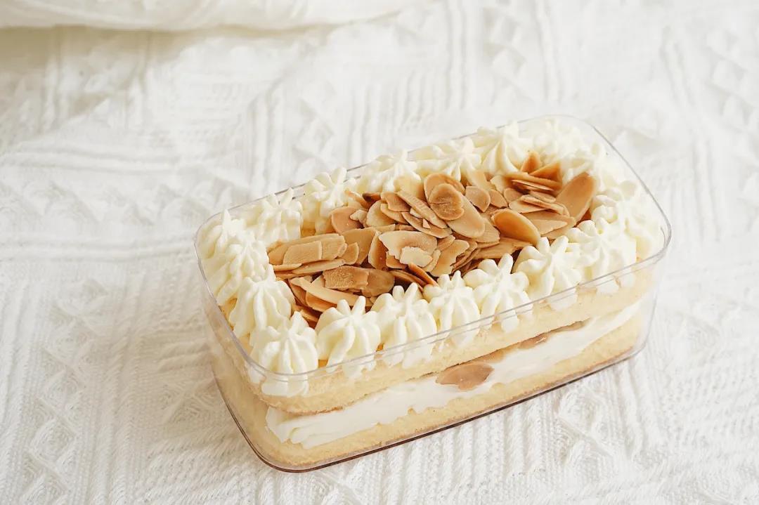 咸香不腻老奶油蛋糕,比童年的味道更惊艳,一口下去,五层美味!