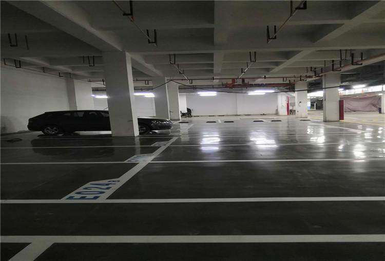 西安固化地坪