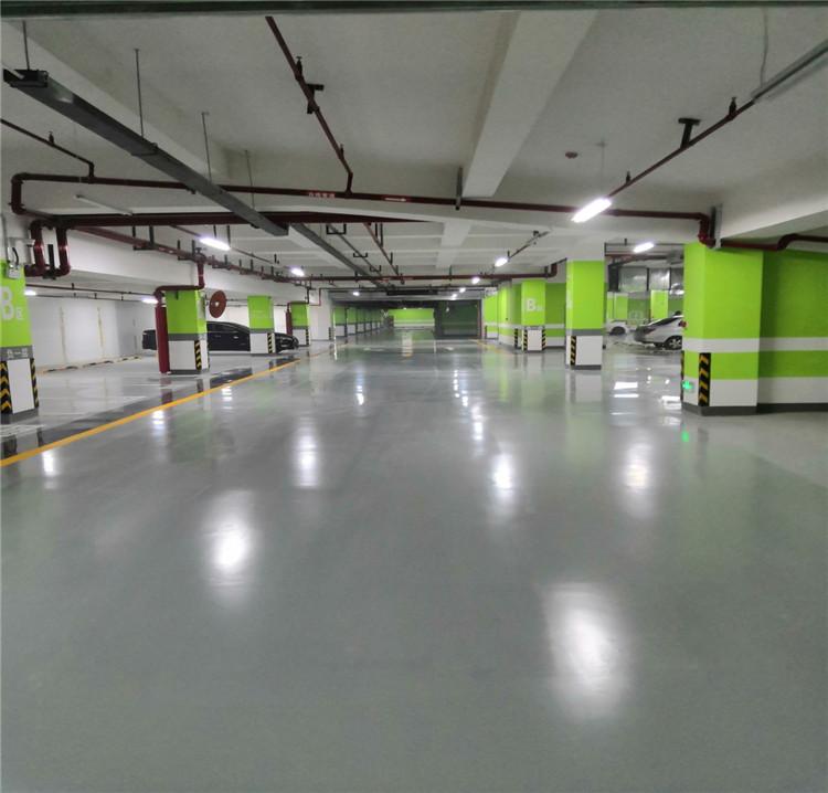 地下车库地坪有哪些做法?