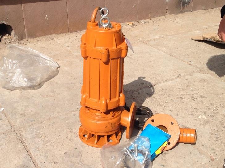 呂梁污水泵