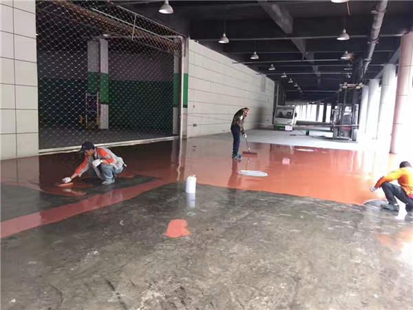 科普小知识: 环氧树脂地坪漆的质量来自于哪几个方面