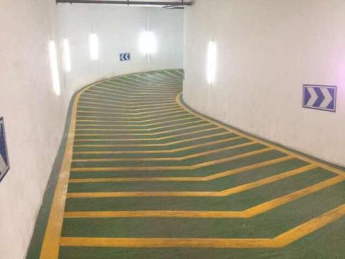 陕西地下车库防滑坡道