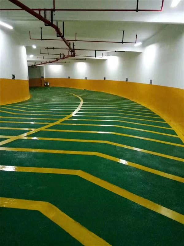 如何让陕西地下车库防滑坡道防滑呢?