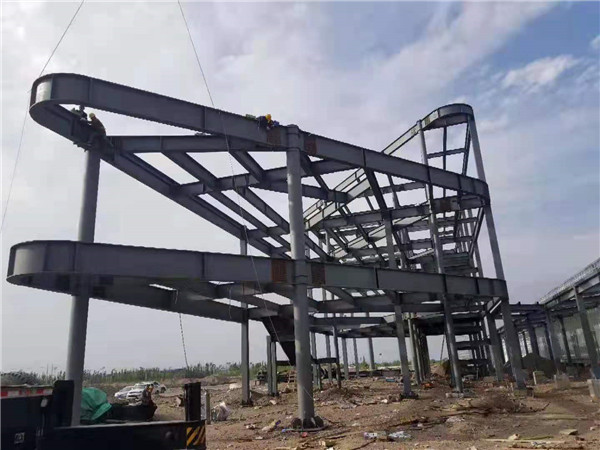 西安鋼結構橋梁搭建
