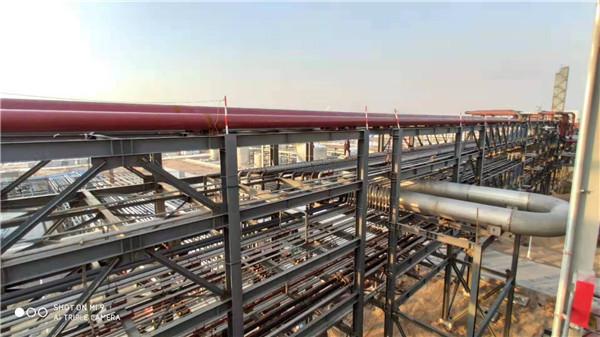 鋼結構網架在大型工程中投入使用