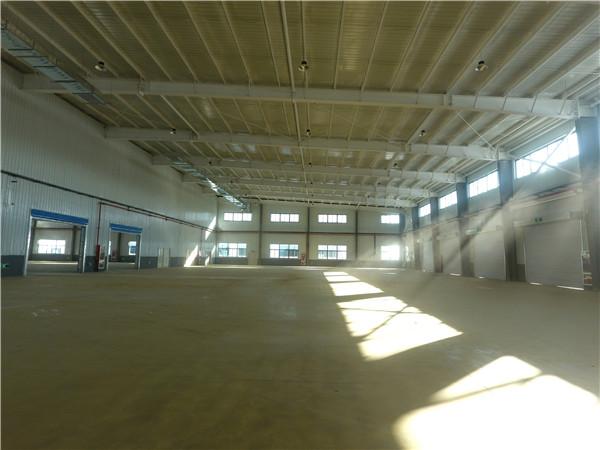 西安鋼結構廠房搭建